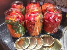 Обалденный маринад Home Canning, Russian Recipes, Recipes From Heaven, Canning Recipes, Learn To Cook, Confectionery, Kimchi, Food Storage, Preserves