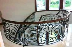 Lfvv Iron Staircase, Apartment Design, Stairways, Corner Bathtub, Exterior, Balconies, Mirror, Furniture, Google Search