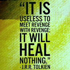 This pretty much sums it up for me. Spoken by Frodo Baggins. | 27 best J. R. R. Tolkien quotes | Deseret News