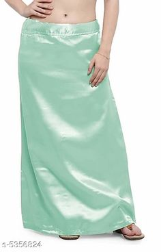 Ethnic Bottomwear - Petticoats Stylish Women Petticoats Fabric: Satin Multipack: 1 Sizes:  Free Size (Waist Size: 28 in Length Size: 38 in Hip Size: 28 in) Country of Origin: India Sizes Available: Free Size *Proof of Safe Delivery! Click to know on Safety Standards of Delivery Partners- https://ltl.sh/y_nZrAV3  Catalog Rating: ★4 (890)  Catalog Name: Stylish Women Petticoats CatalogID_796791 C74-SC1019 Code: 762-5356824-