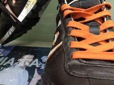PREMIATA #sneakers in pelle morbissima, lo stile italiano si nota subito #citytank_it #premiata