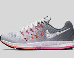 Bling Swarovski Nike Air Zoom Pegasus 33 Bling Nike by laceeeyb88  Swarovski 76d6f3171a