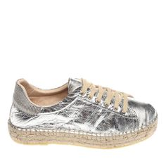LUCIA - SNEAKERS ARGENTO