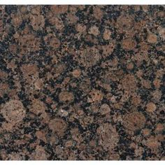MS International Baltic Brown 12 in. x 12 in. Polished Granite Floor and Wall Tile (10 sq. ft. / case)-TBALBRN1212 at The Home Depot