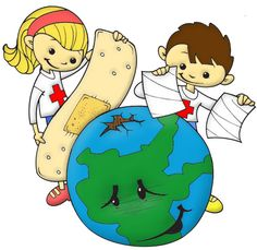 22 de abril – Día Internacional de la Madre Tierra: la Tierranos proporciona la vida y el sustento a lo largo de nuestra existencia.