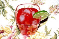 Sour Cherry Drop Cocktail | CDKitchen.com