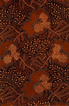 Indonesian batik - PRAMUGARI, Yogyakarta Motifs Textiles, Textile Patterns, Textile Design, Batik Art, Batik Prints, Batik Solo, Indonesian Art, Batik Pattern, Traditional Fabric