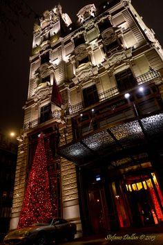 Buddha Bar Hotel - Budapest    We love hotels!  Also see http://www.falkensteiner.com