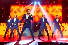 Backstreet Boys 2015 tour