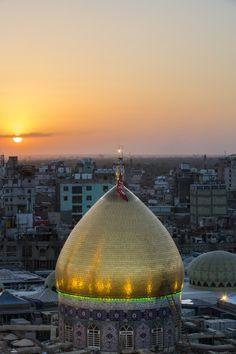 Dome of Abbas Ibn Ali Karbala