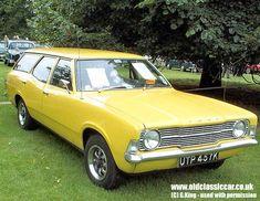 Ford Cortina Estate Mk1