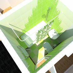 Дизайн ванной комнаты - Вега студия - дизайн сайтов, рекламы, интерьера