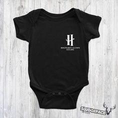 Harry Potter Inspired Hogwarts Alumni Baby Bodysuit / Cute Cute Harry Potter, Hogwarts Alumni, Baby Suit, Baby Bodysuit, Suits, Inspired, Trending Outfits, Inspiration, Etsy