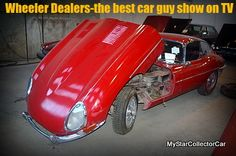 The best car guy TV show? Read more: http://www.mystarcollectorcar.com/2-features/editorials/2623-a-good-tv-car-show-in-a-jungle-of-bad-tv-car-shows-wheeler-dealers.html #WheelerDealer
