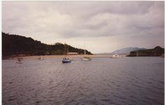 Taboga Island, off the coast of Panama