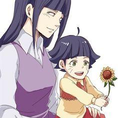 Hinata and Himawari