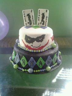 Joker cake.....