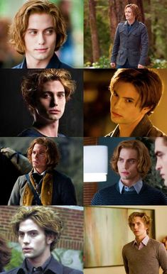"""lucasbieneke: """" The Twilight Saga Challenge: 2 male characters- Jasper Whitlock Hale """"You're worrying about all the wrong things, Bella. Trust me on this — none of us are in jeopardy. Twilight Poster, Twilight Quotes, Twilight Saga Series, Twilight Book, Twilight Cast, Twilight New Moon, Twilight Pictures, Alice Cullen, Edward Cullen"""