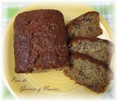 Los Inventos de Lisa: Pan de Guineo y Nueces