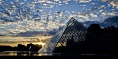 Evening Louvre by Peter Andersen, via 500px