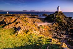 Newbrough lighthouses by geraint1 on 500px