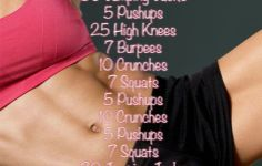 daily workout challenge