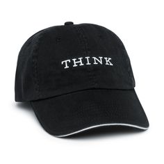 Put on your thinking hat