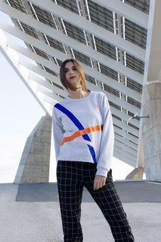Barcelona, Unique Outfits, Normcore, Prints, Handmade, Clothes, Style, Fashion, Unique Clothing
