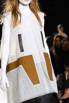 Rick Owens Spring 2015 Ready-to-Wear - Details - Gallery - Look 2 · Мода ... 4155198157b