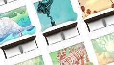 Unique, artist designed beautiful pieces to add to your home~ limited time sale ~Kess InHouse