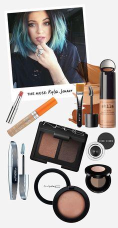 Mimic the Muse: Kylie Jenner J Makeup, Makeup Dupes, Beauty Makeup, Makeup Looks, Hair Beauty, Kylie Jenner Look, Kylie Jenner Makeup, Beauty Secrets, Beauty Hacks