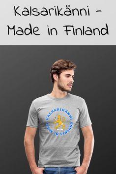 Finland, Social Media, Marketing, How To Make, Mens Tops, T Shirt, Shopping, Supreme T Shirt, Tee Shirt