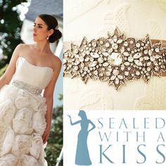 Trunk Show at Sealed with a Kiss, Richmond VA  Let @PaulaVarsalona design and accessorize your special day! Email Inquiries to askpaula@paulavarsalona.com