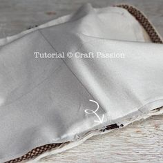Diversion Safe / Can Safe - hidden in plain sight! this is a DIY tutorial for a soup safe. Sewing Patterns Free, Free Sewing, Quilt Patterns, Zipper Pencil Case, Pencil Cases, Can Safe, Cosmetic Pouch, Zipper Bags, Craft Tutorials
