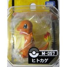 "Pokemon 2011 Charmander Tomy 2"" Monster Collection Plastic Figure M-057 $9.99"