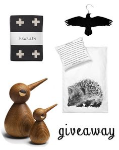 LOVENORDIC: TIME FOR A GIVEAWAY - A SPECIAL ONE....