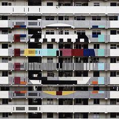 by antoniodjanikian / Antonio Djanikian: TV 📺 #morning #building #buildings #facade #painting #paint #art #arts #artist #artwork #artsy #modernart #contemporaryart #popart #artoftheday #bestoftheday #colors #color #street #streetphotography #instaart #instaartist #pic #picture #pictureoftheday #photo #photography #photooftheday #antoniodjanikian •via• @antonzhuman © unknown…