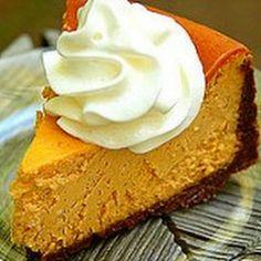 HCG Diet (P3) Low Carb Pumpkin Cheesecake
