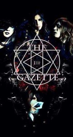 The GazettE Dogma