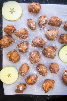 Apple Fritter Bites