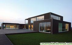 Resultado de imagem para casas pré fabricadas