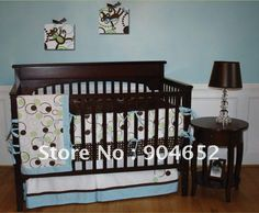 baby boy bedding!