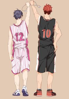 Kagami & Himura - BROTHERS FOREVER