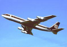 Boeing State of Qatar Amiri Flight. Boeing 707, Airplane, Aircraft, London, Plane, Aviation, Planes, London England, Airplanes