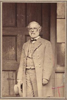 Mathew B. Brady (American, 1823?–1896). General Robert E. Lee, 1865. The Metropolitan Museum of Art, New York. Gilman Collection, Museum Purchase, 2005 (2005.100.1213) #mustache #movember