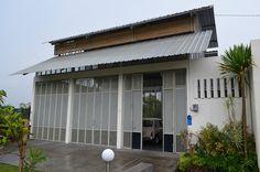 Eko Nugroho's House & Studio by jiattison, via Flickr