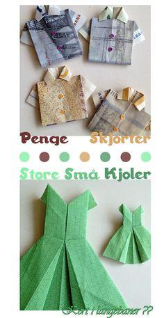 Mona Honnens: Folde, folde papir og penge...