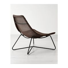 RÅDVIKEN Chair IKEA Furniture made of natural fiber is lightweight, yet sturdy and durable.