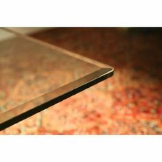 "36"" X 54"" Rectangle Glass Table Top 1/2"" Thick 1"" Beveled Edge by Spancraft Glass. $254.95. Expertly packaged to ensure safe delivery. Rubber bump-ons included for installation. Finest furniture quality glass. Brilliant edge work. This 36"" x 54"" Rectangle Glass Table Top features 1/2"" thick glass with a 1"" beveled edge. Our glass is of the highest quality and is offered at an affordable price. Give your dining room or kitchen an instant make over with a new glass table top."