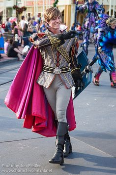 WDW Dec 2014 - Disney Festival of Fantasy Parade Disney Live, Disney Nerd, Disney Dream, Disney Magic, Disney Parks, Walt Disney, Disney Cosplay, Disney Costumes, Cosplay Costumes